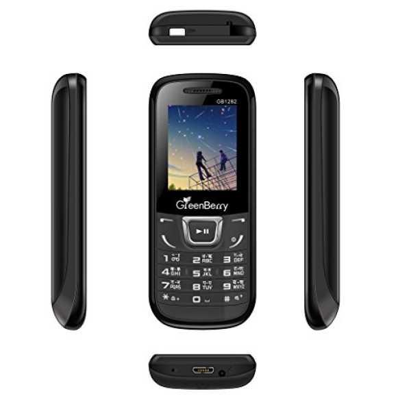 Greenberry GB1282 - Black