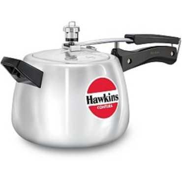 Hawkins Contura HC40 Aluminium 4 L Pressure Cooker Inner Lid