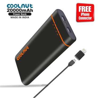 Coolnut CMPBSUN-52 20000mAh Power Bank