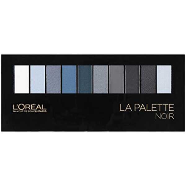 Loreal Paris  Color Riche La Palette Eye Shadow (Noir)