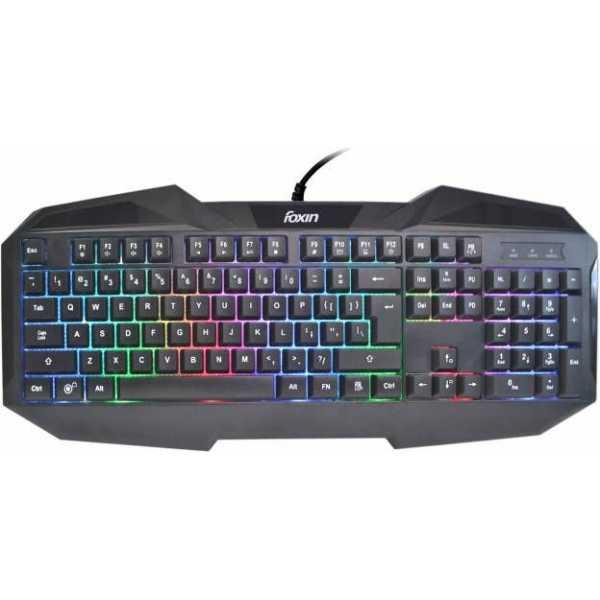 Foxin FGK-902 USB Gaming Keyboard