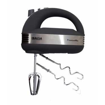 Inalsa Premium Mix 300W Hand Mixer - Grey