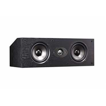 Polk Audio TSx 150C Center Channel Speaker - Black