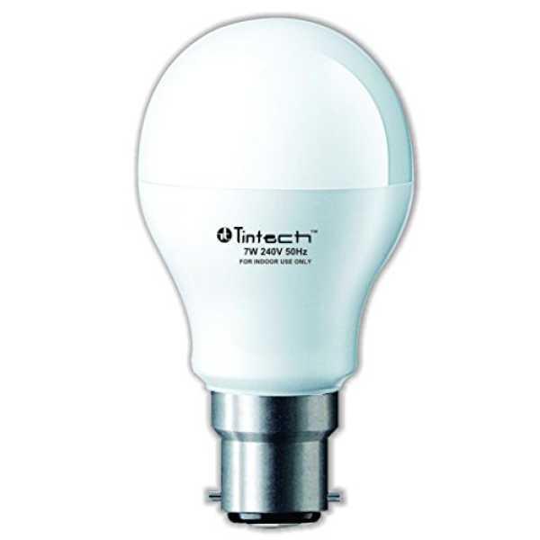 Tintech 7W LED Bulb (Cool White)