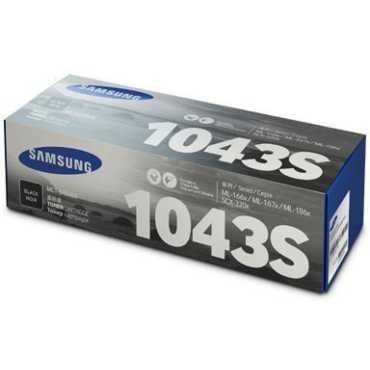 Samsung MLT-D1043S Black Toner Cartridge - Black