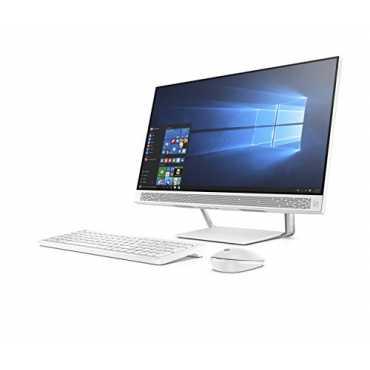 HP 27-q202IN (Core i7,16GB,2TB,Win10) All In One Desktop