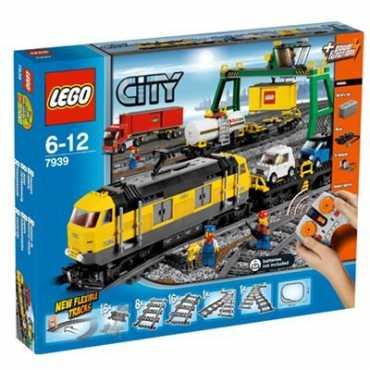 City Cargo Train