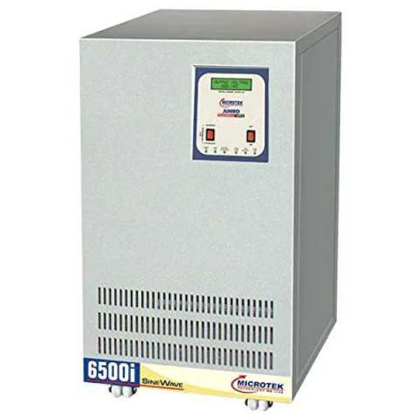 Microtek JMSW 6500i Pure Sinewave Inverter