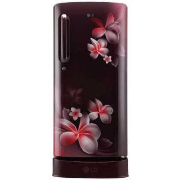 LG GL-D201ASPD 190 L 3 Star Direct Cool Single Door Refrigerator