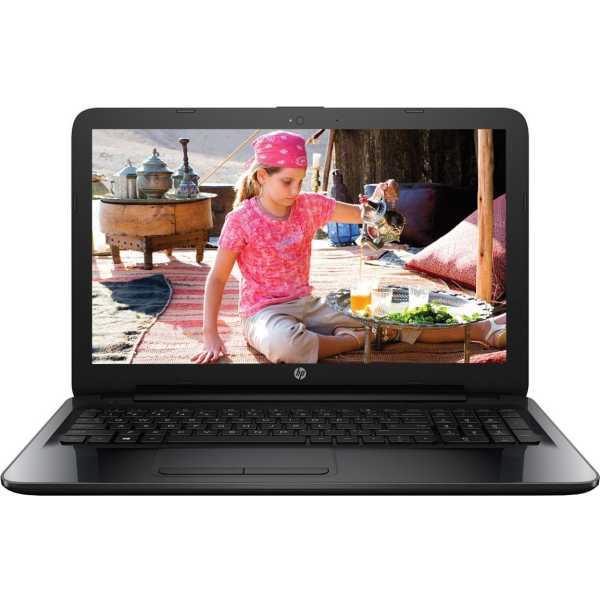 HP 15-AY542TU Laptop - Black