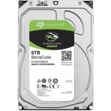 Seagate Barracuda ST6000DM003 6TB Internal Hard Disk