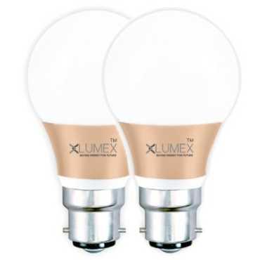 XLUMEX 12W Royal LED Bulb (Set Of 2)