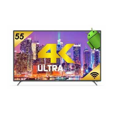 Wybor W55MS164K 55 Inch Smart Ultra HD 4K LED TV
