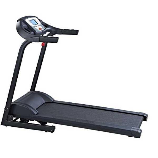 Iso Solid T6 Motorized Treadmill - Silver