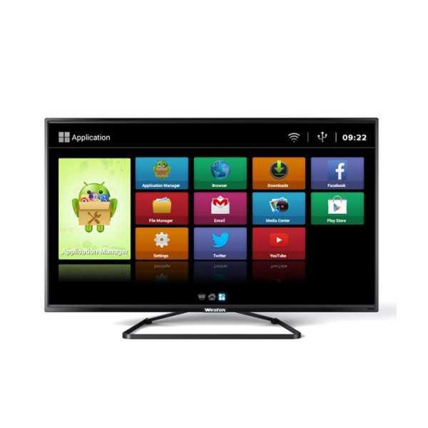 Weston WEL-5013 48 Inch Full HD Smart LED TV