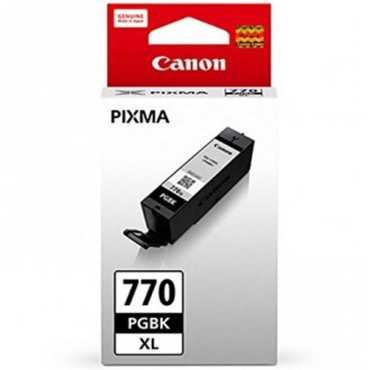 Canon Pixma PGI-770XL Black Ink Tank Cartridge - Black