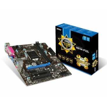 MSI H81M-P32L Motherboard