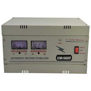 Comguard CG 10000M Co Voltage Stabilzer - White