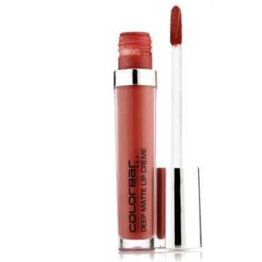 Colorbar  Deep Matte Lip Creme (Deep Coco)