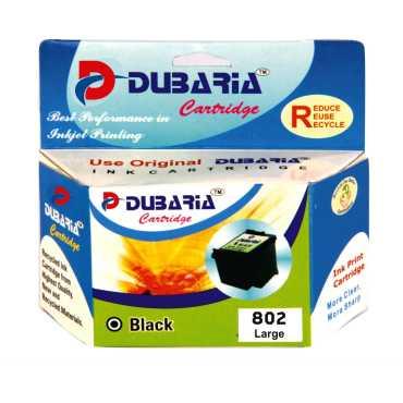 Dubaria 802 XL Black Ink Cartridge