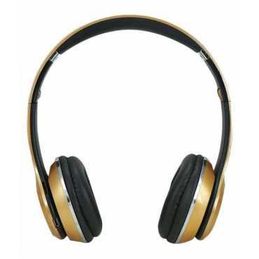 Gadget Hero's S460 Bluetooth Headphones - Gold   Silver   Red   White   Black   Purple