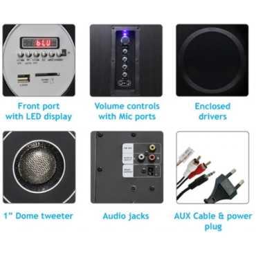Zebronics Zeb-T9500RUCF Multimedia Speakers