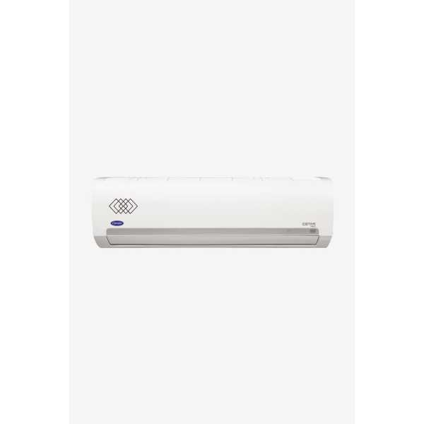 Carrier 12K Estar Pro CAS12EA3C8F0 1 Ton 3 Star Split Air Conditioner - Brown | White