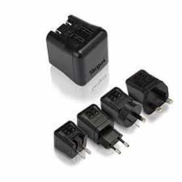 Targus APA721AP-50 Dual USB Charger - Black