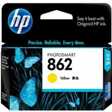 HP 862 Yellow Ink Cartridge - Yellow