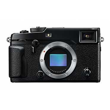 Fujifilm X-Pro2 Professional Mirrorless Camera - Black