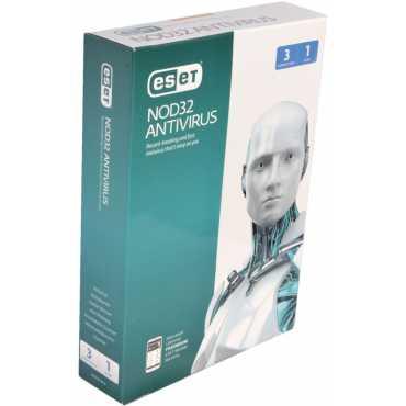 Eset NOD32 Antivirus Version 8 3 PC 1 Year