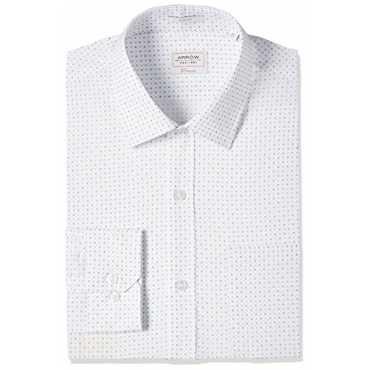 Arrow Men s Formal Shirt 8907378832665_ASTF0588_40_White