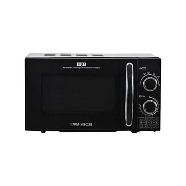 IFB 17PM-MEC2B 17 Litres Solo Microwave Oven - Black