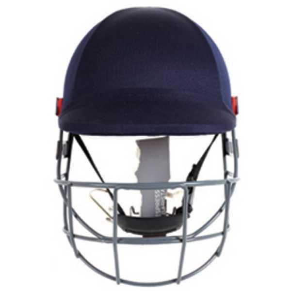 Gray Nicolls Atomic Gn5 Cricket Helmet (Xtra Large) - Grey