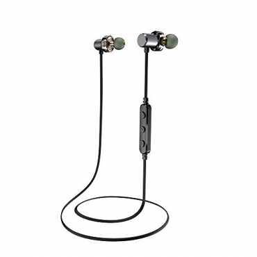 Awei X680 In the Ear Wireless Headset - Black