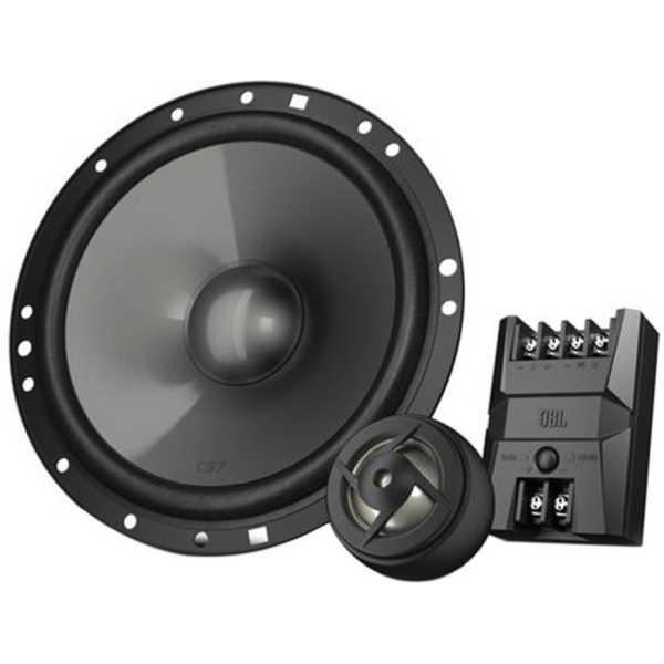 JBL CS 760CSI 2-Way Pair of Component Speakers (360 W) - Black