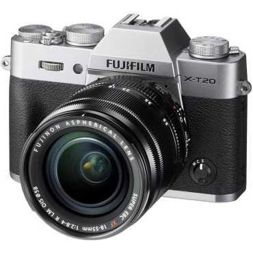Fujifilm X-T20 DSLR With 18-55 mm Lens