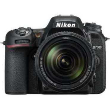 Nikon D7500 DSLR Camera (AF-S 18-140mm f/3.5-f/5.6G ED VR Kit Lens)