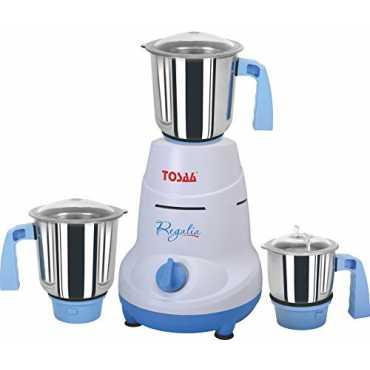 Tosaa Regalia 550W Mixer Grinder - Blue