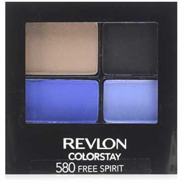 Revlon Colorstay 16 Hour Eye Shadow Quad (Free Spirit)