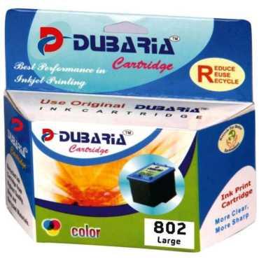 Dubaria 802 Xl Tricolor Ink Cartridge