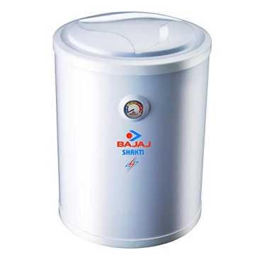 Bajaj Shakti 10 Litres Storage Water Geyser - White