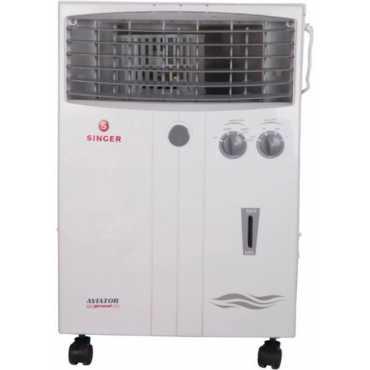 Singer Aviator 20 L Personal Air Cooler - White
