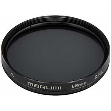 Marumi 58 mm Circular Polarizer Filter