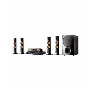 LG BH6340H 5.1 Home Theatre System - Black