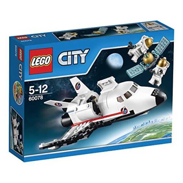Lego City 60078 Utility Shuttle, Multi Color