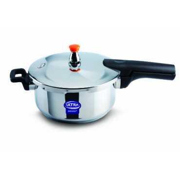 Ultra EU 4L Endura Stainless Steel 4 L Pressure Cooker - Silver