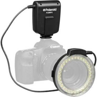 Polaroid PLMRFC Macro LED Ring Flash Light