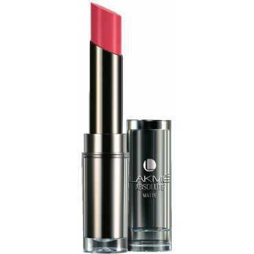 Lakme Absolute Matte Lipstick Pink Caress