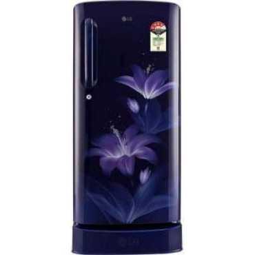 LG GL-D201ABGX 190 L 4 Star Inverter Direct Cool Single Door Refrigerator